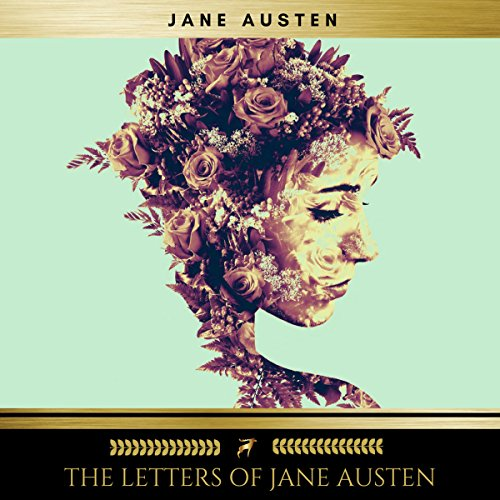The Letters of Jane Austen audiobook cover art