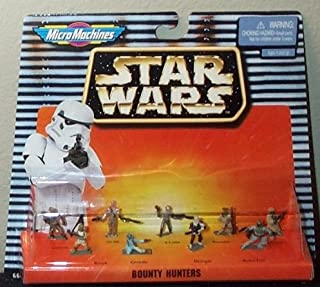 Micro Machines Star Wars Bounty Hunters