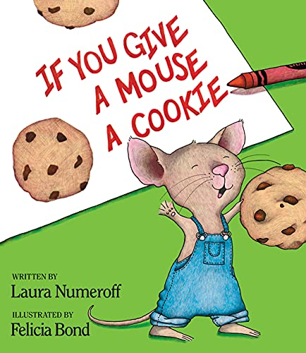 Product Image of the If You Give a Mouse a Cookie