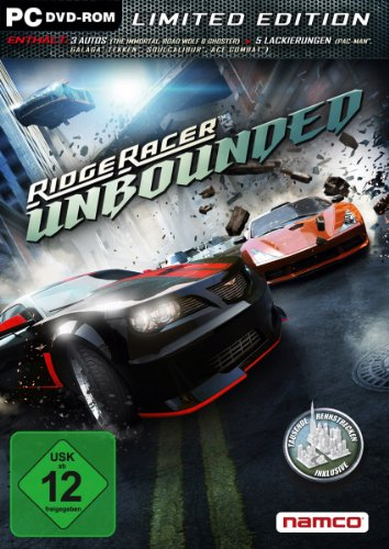 Ridge Racer Unbounded - Limited Edition [Edizione: Germania]