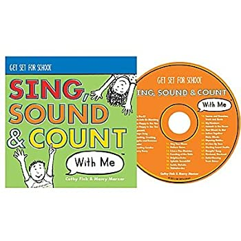 Unknown Binding Sing, Sound & Count With Me (Handwriting Without Tears - Get Set for School) Book