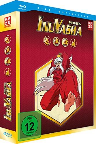 InuYasha - Die Filme [Blu-ray]