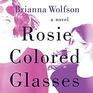 Rosie Colored Glasses audiobook cover art