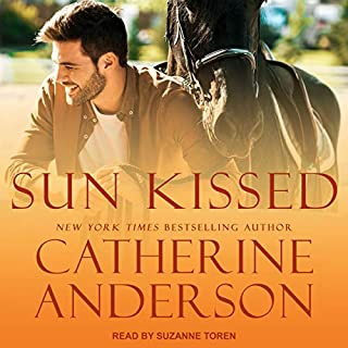 Sun Kissed     Kendrick/Coulter/Harrigan Series, Book 7              By:                                                                                                                                 Catherine Anderson                               Narrated by:                                                                                                                                 Suzanne Toren                      Length: 12 hrs and 22 mins     2 ratings     Overall 5.0