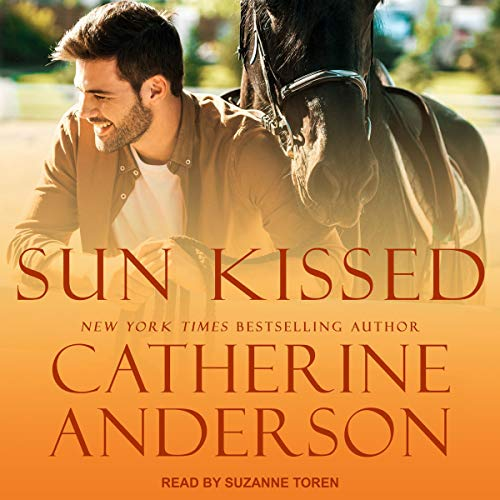 Sun Kissed audiobook cover art
