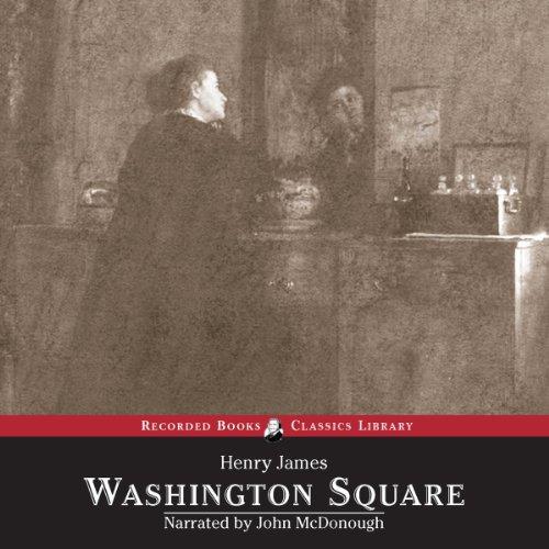 Washington Square (Recorded Books Edition)  Audiolibri