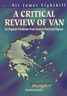 James, L:  Critical Review Of Van, A: Earthquake Prediction