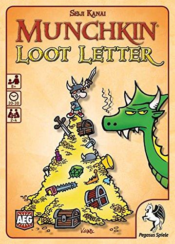 Pegasus Spiele 18225G - Loot Letter (deutsche Ausgabe)
