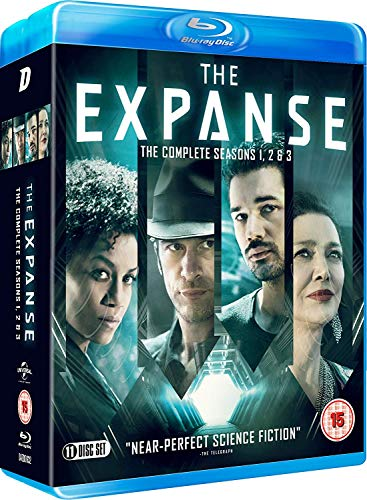 The Expanse: Season 1/2/3 Box Set [Blu-ray]