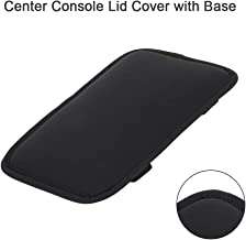 cciyu Armrest Center Console Lid Cover + Base Black Armrest Covers Replacement fit for 1984-2019 Toyota 4Runner