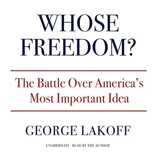Whose Freedom? audiobook cover art