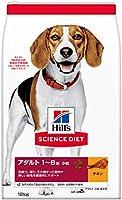 ヒルズ サイエンス・ダイエット ドッグフード 成犬用 アダルト 1歳以上 小粒 チキン 12kg