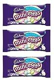 Cadbury Easter Candy Coated Mini Eggs (Milk Chocolate, 10 Ounce) - PACK OF 3