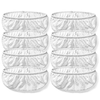 Sh-Wipe Terry Cloth MOP Cover for SH-MOP 8 Pack