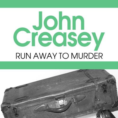 Run Away to Murder cover art