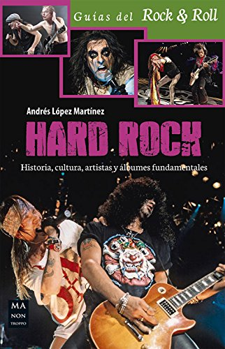 Hard Rock (Guías Del Rock & Roll)