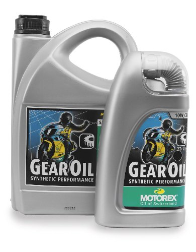 Motorex Trans Gear 2T Oil - 10W30 - 1L. 302-100