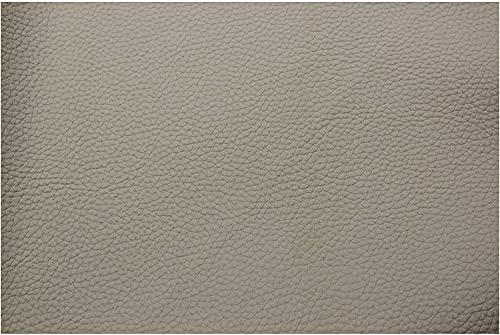 Acomoda Textil - Polipiel por Metros para Tapizar. Polipiel al Corte Manualidades y Forrar, 140 cm Ancho. (Beige, 1 Metro)
