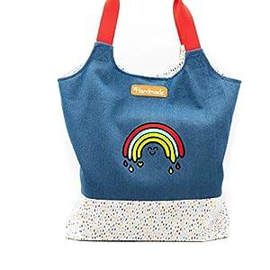 DIY Nähpaket Charlie Bag – Regenbogen
