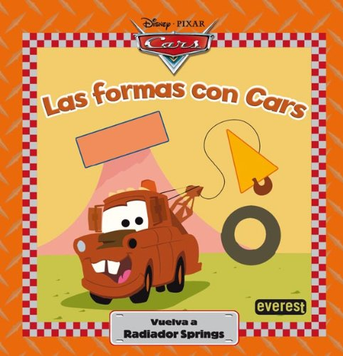 Cars. Los formas con Cars: Vuelva a Radiador Springs (Cars / Libros singulares)