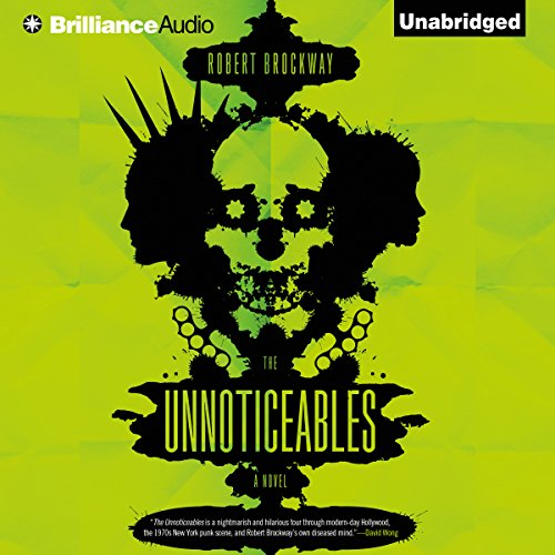 The Unnoticeables: A Novel audiobook cover art
