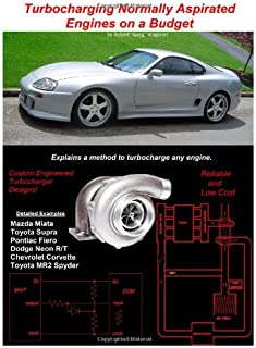 Turbocharging Normally Aspirated Engines on a Budget