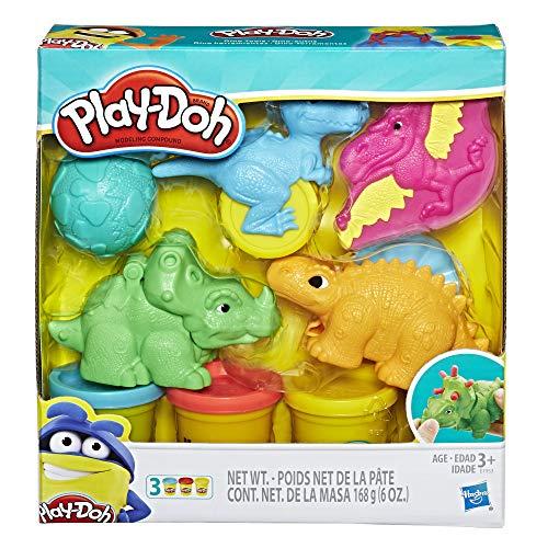 Conjunto Massinha Play-doh Dino-ferramentas Play-doh Multicor