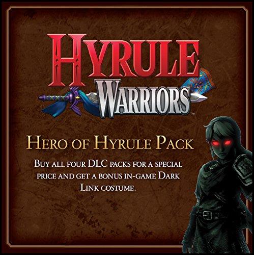 Hyrule Warriors:  The Hero of Hyrule Pack - Wii U [Digital Code]