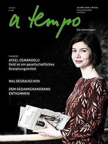 a tempo - Das Lebensmagazin: Juli 2020