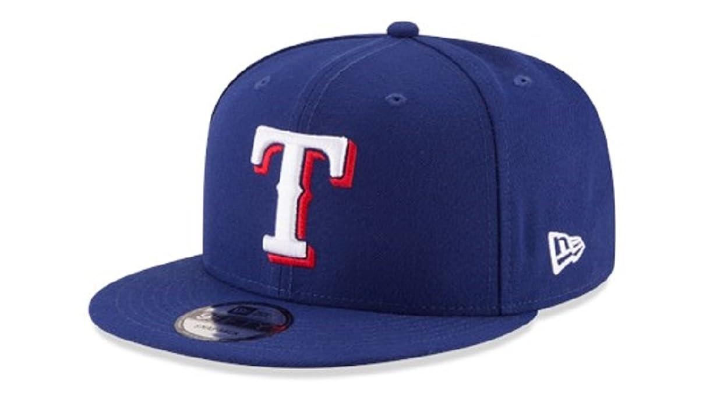 New Era TEXAS Rangers 9FIFTY Snapback Cap Team Color
