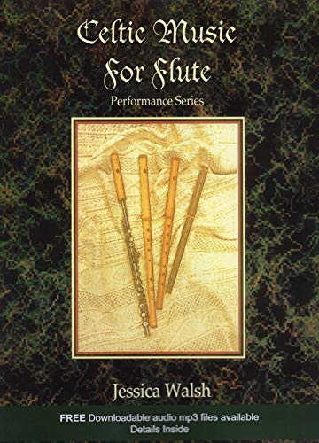 Celtic Music for Flute Book/downloadable audio files