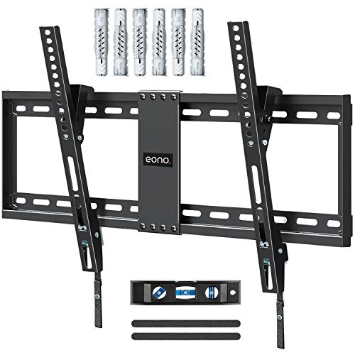 Eono by Amazon - Soporte TV Pared Inclinable, Soporte de Tel