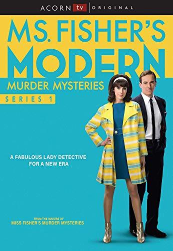 Ms. Fisher's Modern Murder Mysteries Series 1