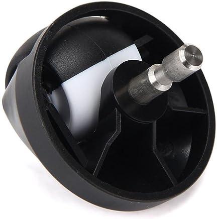 SODIAL Ruedecilla Rueda delan Rueda giratoria para iRobot Roomba 500 600 700 800 Serie 560 650 770 780 870 880 Partes de aspiradoras