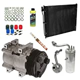 New AC A/C Compressor Kit Fits: 1999 - 2003 Ford F250 F350 F450 F550 V8 7.3L Turbocharged Diesel ONLY!