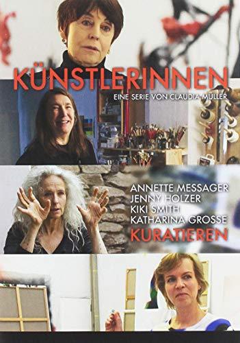 Künstlerinnen kuratieren: Annette Messager, Jenny Holzer, Kiki Smith, Katharina Grosse, 1 DVD-Video