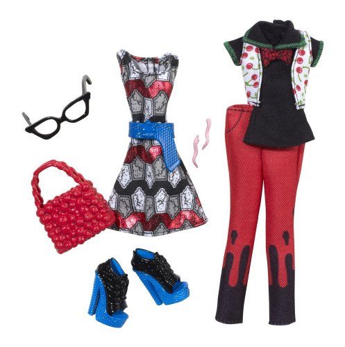 Monster High - Y0408 - Poupée - Coffret Habillage - Ghoulia Yelps