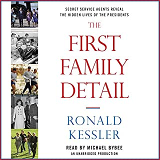 The First Family Detail cover art