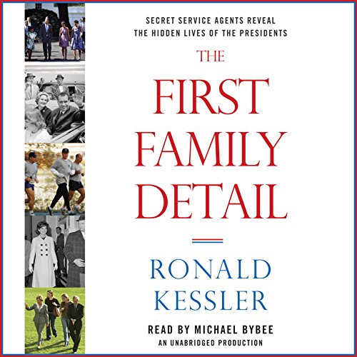 The First Family Detail audiobook cover art