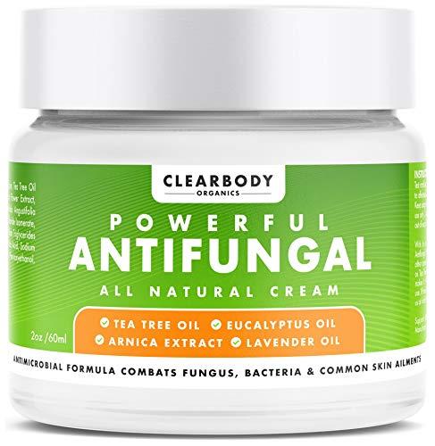 Antifungal Cream- Effectively Treat Toenail Fungus, Athlete