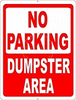 駐車場ゴミ箱なし メタルポスタレトロなポスタ安全標識壁パネル ティンサイン注意看板壁掛けプレート警告サイン絵図ショップ食料品ショッピングモールパーキングバークラブカフェレストラントイレ公共の場ギフト