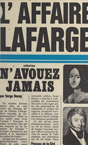 Les procès de Marie Lafarge (French Edition)