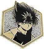 Golden Hiei - Yu Yu Hakusho Collectible Enamel Pin