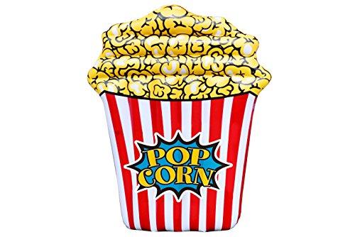 Toyland® Riesiger Aufblasbarer Popcorn-Pool-Floss Schwimmbecken Aufblasbar