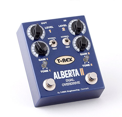 T-Rex ALBERTA-II Dual Overdrive Pedal