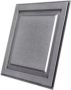 ceiling tiles Plastic 2x2 - Cornerstone (Antique Nickel)