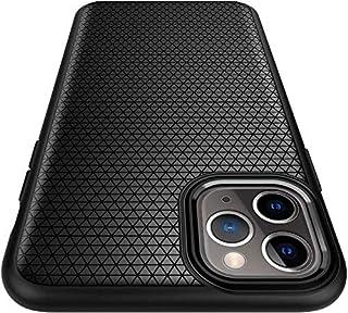 iPhone 11 Pro, Spigen Case, TPU Liquid, Air Armor Designed Cover, Matte Black
