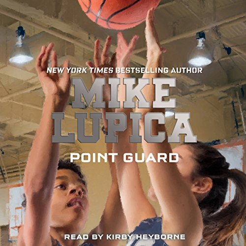 Point Guard audiobook cover art