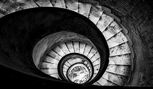 Cuadros Azahar Escalera de Caracol