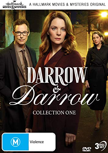 Darrow & Darrow - 3 Film Collection One (Darrow & Darrow/In The Key of Murder/Body of Evidence)